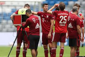 Maybe you would like to learn more about one of these? Bayern Munich S Dfb Pokal Match With Bremer Sv Rescheduled Bavarian Football Works
