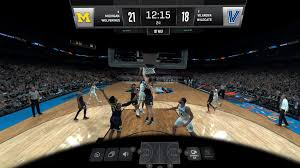 2019 Ncaa Tournament Court Designs Ncaa March Madness Live Vr Stretches To Oculus Go For 2019