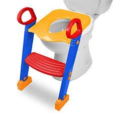 Kinder toilettensitz kinder toilettensitz ab wann kinder toilettensitz absenkautomatik kinder toilettensitz amazon kinder toilettensitz für unterwegs kinder toilettensitz. Toilettentrainer Mit Treppe Kinder Toilettensitz Toilettenaufsatz Topfchen Trittschemel Xmf017060 1 Amazon De Baby