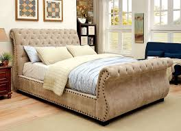 upholstered sleigh beds.  Sleigh To Upholstered Sleigh Beds E