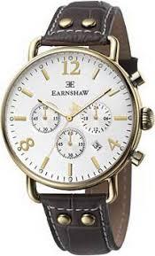 Мужские часы <b>Earnshaw</b> Investigator ES-8001-02