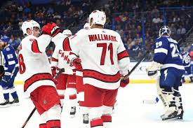 Carolina Hurricanes Depth Chart Quick Strikes Lightning Reduces Roster Gets Shut Out Again