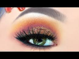 the best fall smokey eye makeup tutorial you need to try the key for