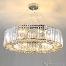 crystal chandelier round led lights for the living room hotel hall dia800mm adjule height round chandelier sphere chandelier from dh532738711