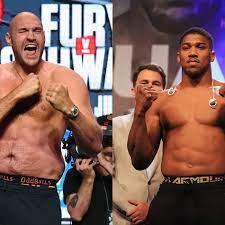 Poll: Will Tyson Fury-Anthony Joshua ...