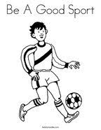 Bold 'n bossy sports coloring pages to behold! Sport Coloring Pages Twisty Noodle