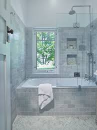 Shower Combo Traditional Bathroom Lovely Inset Bath With A Shower Combo