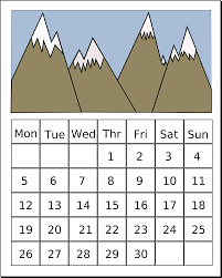 Calendar Of Stem Related Seasonal Events And Holidays Nise