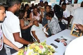 Tearful send off for murdered fisherman - Trinidad Guardian