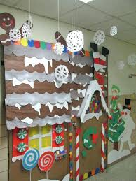 winter classroom door decorations. Perfect Classroom Winter Classroom Door Decorations Amazing  Gingerbread House Wonderland Decorating  On N