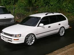 toyotatouring 1996 Toyota Corolla Specs, Photos, Modification Info ...