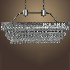 modern vintage crystal chandelier lighting tear drops chandeliers pendant hanging light for home hotel decoration