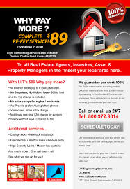 Real Estate Email Flyers Templates Example Flyer 135