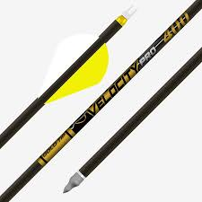 Gold Tip Velocity Arrow Chart Gold Tip Velocity Pro Series Arrows