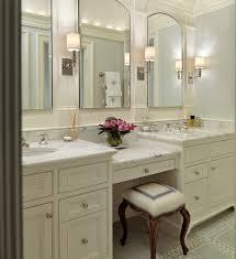 bathroom dressing table vanity lovely double sink vanity with makeup table bathroom vanities