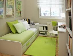 Small Green Bedroom Inspiration Ideas Green Sofa With Lighting Design Modern Style