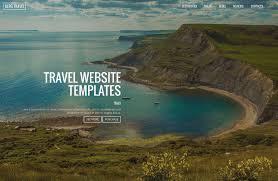 Travel Templates 21 Top Creative Html5 Travel Website Templates 2018 Colorlib