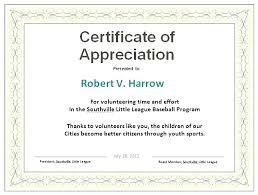 Appreciation Certificates Wording Beauteous Plaque Of Appreciation Template Army Certificate Examples Wording