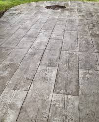 howling wood pattern stamped concrete patio wood pattern stamped concrete patio architectural concrete in stamped concrete