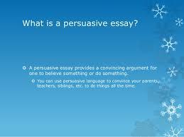 persuasive essay tutorial persuasive essayhow to write a convincing arguement 2