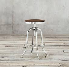 shell out for the restoration hardware backless stool when you can stools kitchen chair t19