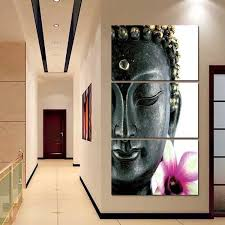 lotus buddha multi panel canvas wall art on lotus panel wall art with lotus buddha multi panel canvas wall art elephantstock