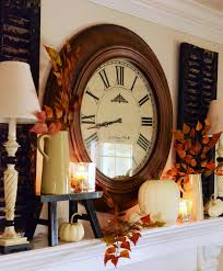 ... Full Size Of Fall Crafts For Fireplace Shelf White Brick Paint Fireplace  Mantel Round Wooden Decorative