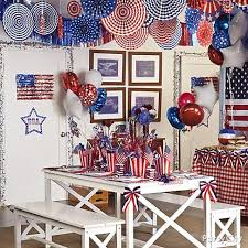 fourth of july decorations 4th of july home decoration ideas