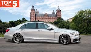 Top Luxury Sedan Cars Youtube