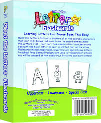Meet The Letters Flashcards Kathy Oxley Sherwin Rosario