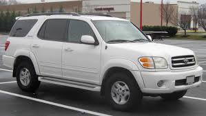 2004 Toyota Sequoia - Information and photos - ZombieDrive