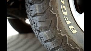 Bf Goodrich All Terrain Ko2 Tire Review