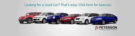 Peterson Chevrolet Buick Cadillac - Boise Chevy Dealer | New ...
