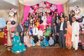 Small Picture The Grand Entrance of Aizas First Birthday Party Toronto YouTube