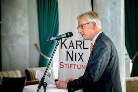 PREISTRÄGER 2018 – Karl Nix Stiftung