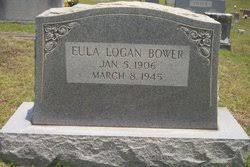 Eula Logan Bower (1906-1945) - Find A Grave Memorial