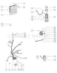 starter motor starter solenoid rectifier wiring harness view larger photo