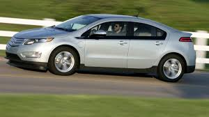 All Chevy chevy cars 2012 : 2012 Chevrolet Volt: Review notes: Far from revolting without ...