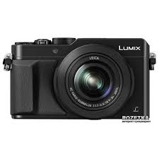 <b>Фотоаппарат Panasonic Lumix DMC</b>-<b>LX100</b> Black (DMC ...