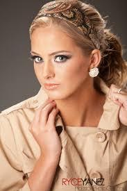 studio portrait airbrush makeup hair