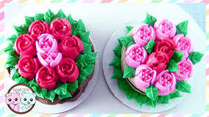 Russian Piping Tips Rose Cake Tulip Cake Dessert Ideas Youtube