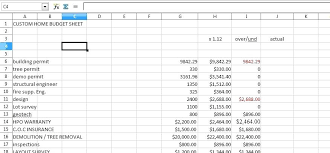 Budgeting Worksheets Excel Household Budget Spreadsheet Free Daily ...