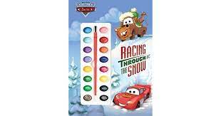 Racing Through the Snow by Walt Disney Company