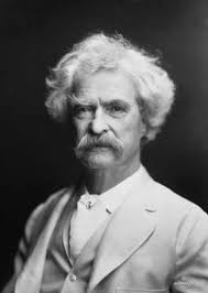 the wittiest essays by mark twain mark twain xa9 a f bradley new york wikicommons