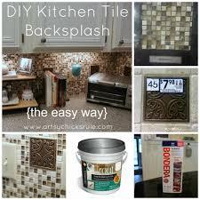 kitchen tile backsplash collage artsyrule com backsplash tile diy