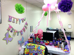 office birthday decoration. Birthday Desk Decorations Decoration Themes In Office Lovely For 50th .