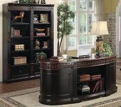 wood desks for home office. Dark Wood Office Desk Desks For Home D