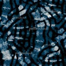 Tie Dye <b>Camo Dark Blue</b> by Lolah Studio Seamless Repeat Royalty ...
