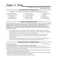 Program Administrator Sample Resume Magnificent Hospital Administrator Resumes Kenicandlecomfortzone