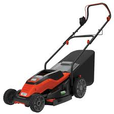 black amp decker lawn mower. black+decker 15 in. 10-amp corded electric walk behind push lawn mower-em1500 - the home depot black amp decker mower +